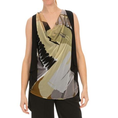 Stella Carakasi Unexpected Shirt - 2-Piece, Sleeveless (For Women)