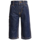 Carhartt Dungaree Jeans (For Toddler Boys)