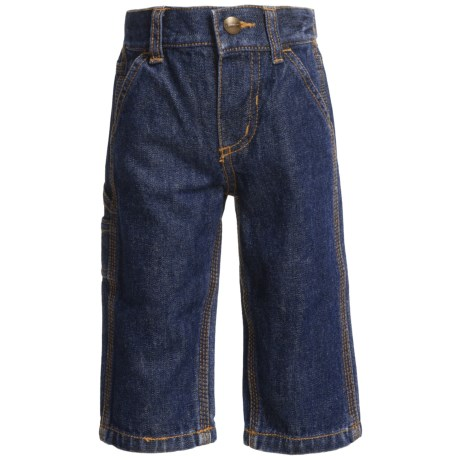 Carhartt Dungaree Jeans (For Infant Boys)