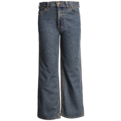 Carhartt Five-Pocket Jeans - Relaxed Fit (For Little Boys)