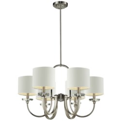 Elk Lighting Montauk Chandelier with Shades - 6-Light