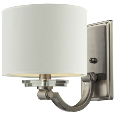 Elk Lighting Montauk 1-Light Wall Lamp with Shade