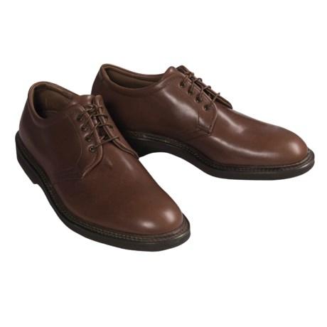 Comfortable Classy Casual Alden Plain Toe Blucher Shoes For Men