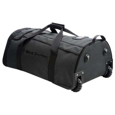 Black Diamond Equipment Hercules Wheeled Duffel Bag - 60L