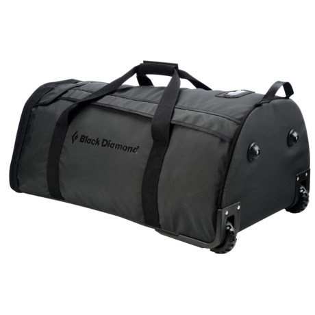 Black Diamond Equipment Hercules Wheeled Duffel Bag - 100L