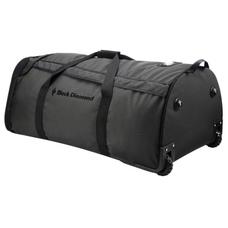 Black Diamond Equipment Hercules Wheeled Duffel Bag - 150L