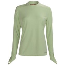 Simms Solarflex Crew Shirt - Long Sleeve (For Women)