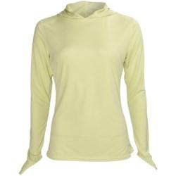 Simms Solarflex Hoodie Sweatshirt - UPF 30 (For Women)