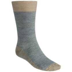 Goodhew Ziggy Socks - Merino Wool, Crew (For Men)