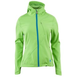 Spyder Courmayeur Hooded Jacket - Soft Shell (For Women)
