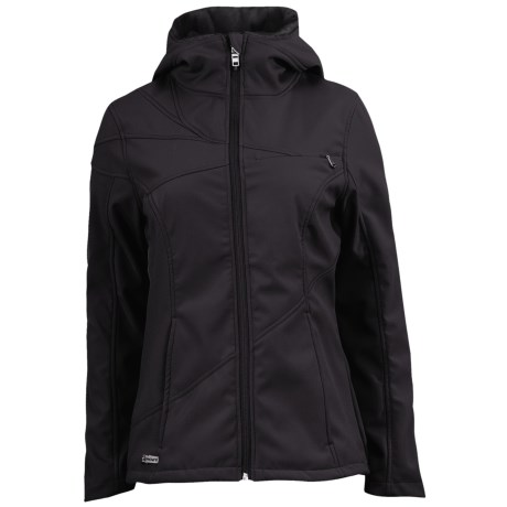 Spyder Arc Soft Shell Jacket (For Women)