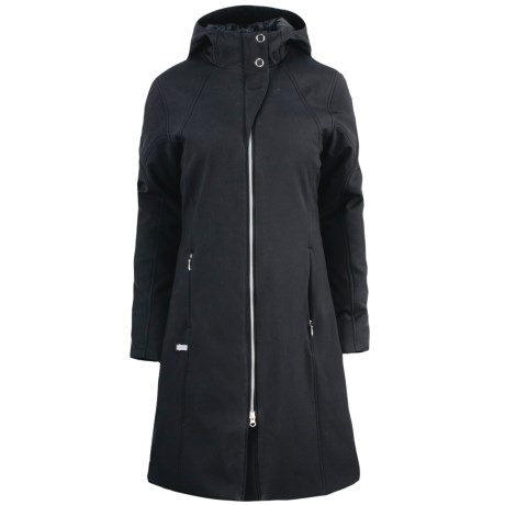 Spyder Central Parka - Soft Shell, Insulated (For Women)