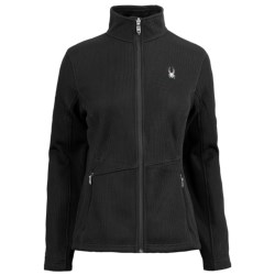 Spyder Plush Sweater Jacket (For Women)