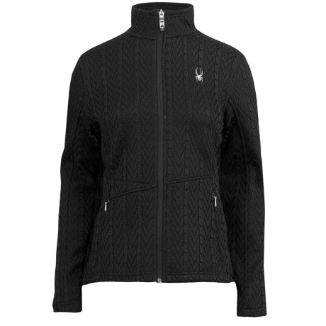 Spyder Major Cable Core Sweater Jacket (For Women)