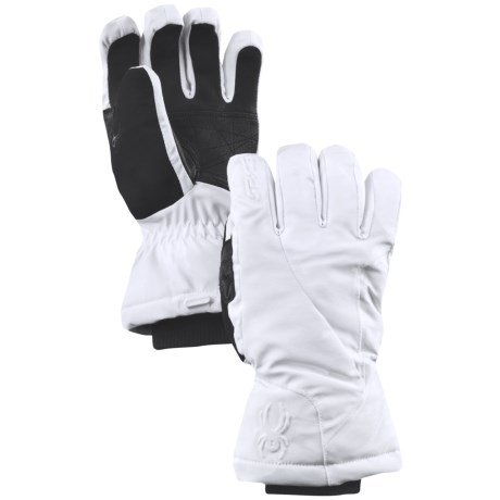 Spyder Opal Gore-Tex® Ski Gloves - Waterproof, PrimaLoft® (For Women)