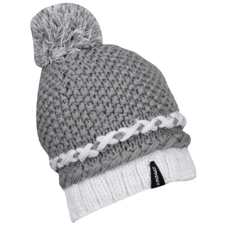 Spyder Twisty Beanie Hat (For Women)