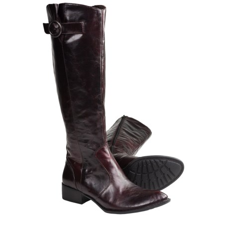 Born Crown by  Brea Boots - Leather (For Women)