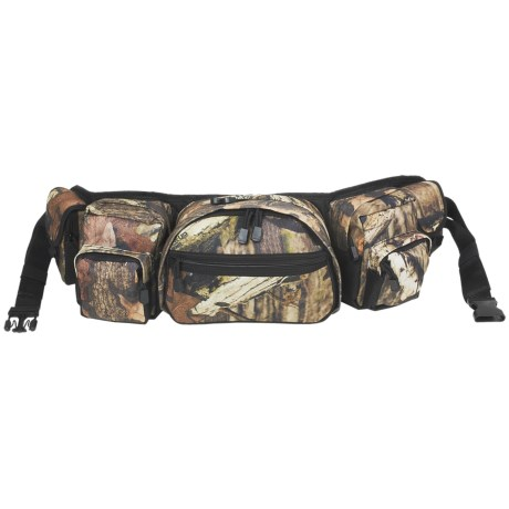 Allen Co. Excursion 9-Pocket Fanny Pack