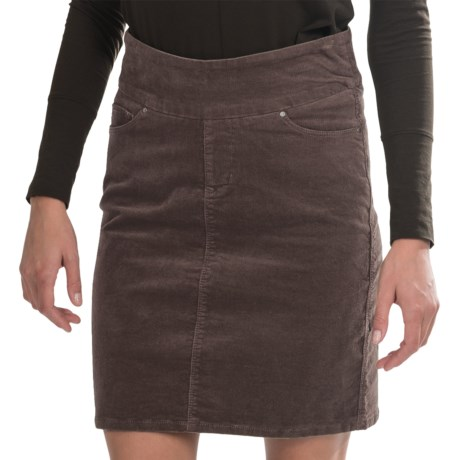 JAG Maddock Pull-On Skirt - Stretch Corduroy (For Women)