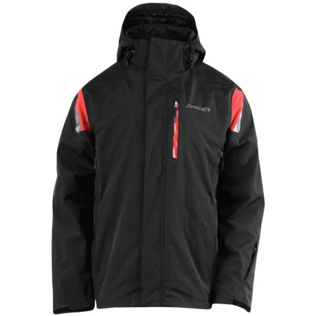 Spyder Core Component Systems Jacket - Waterproof, 3-in-1 (For Men)