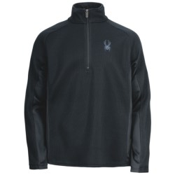Spyder Outbound Core Sweater - Zip Neck, Midweight (For Men)