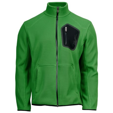 Spyder Paramount Core Sweater - Midweight, Full Zip (For Men)