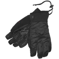 Spyder Under Web Gore-Tex® Ski Gloves - Waterproof, Insulated (For Men)
