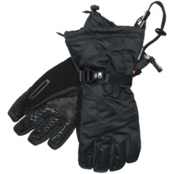 Spyder Overweb Gore-Tex® Ski Gloves - DWR, Waterproof, Insulated (For Men)