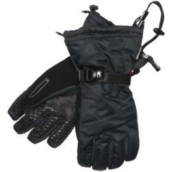 Spyder Overweb Gore-Tex® Ski Gloves - DWR, Waterproof, Insulated (For Men)