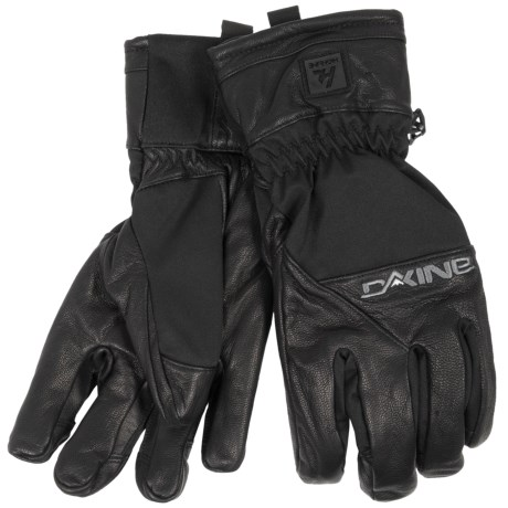 DaKine Navigator Gloves - Leather, Insulated (For Men)