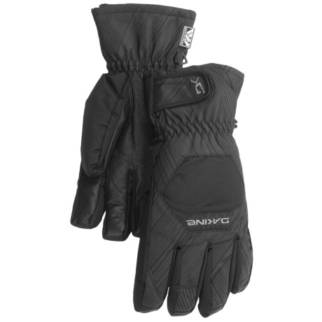 DaKine Nova Short Gloves - Waterproof, Insulated (For Men)