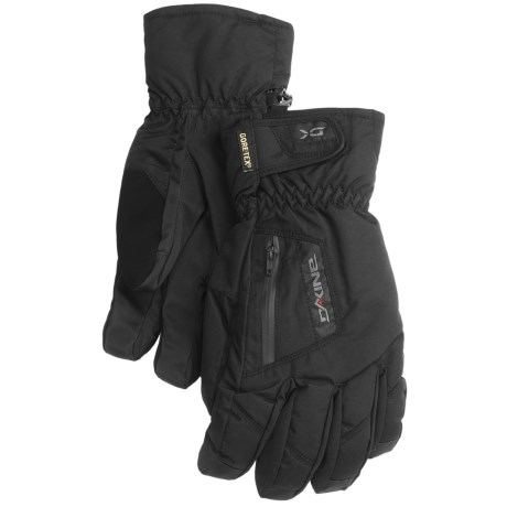 DaKine Titan Short Gore-Tex® Gloves - Waterproof, Breathable (For Men)