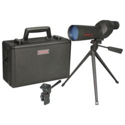 Winchester WT-645 Spotting Scope Kit - 15-60x60mm