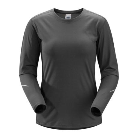 Arc'teryx Motus Crew Shirt - UPF 50+, Long Sleeve (For Women)