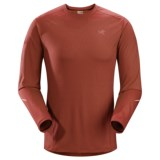 Arc'teryx Motus Crew Shirt - UPF 50+, Long Sleeve (For Men)