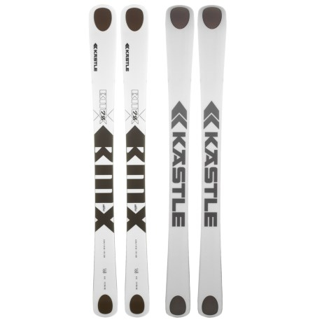 Kastle BMX 78 Alpine Skis