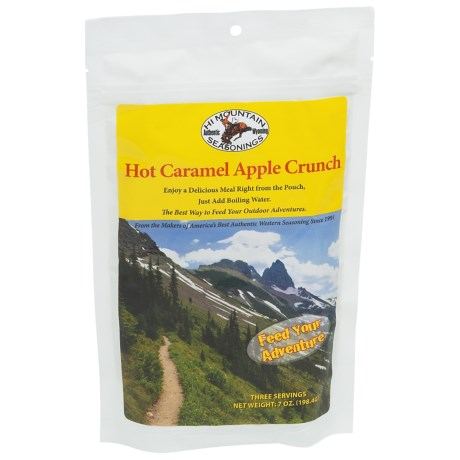 Hi Mountain Jerky Caramel Apple Crunch