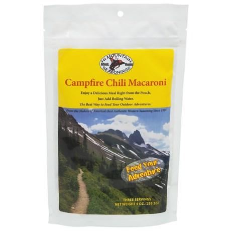 Hi Mountain Jerky Campfire Chili Macaroni