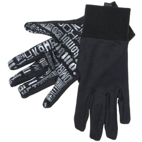 Kombi Power Stretch Liner Gloves (For Men)