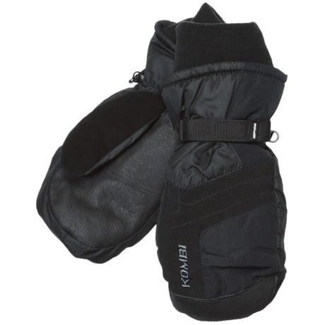 Kombi Flow Mittens - Waterproof, Insulated (For Men)