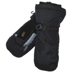 Kombi Waterguard® Gauntlet Mittens - Waterproof, Insulated (For Men)