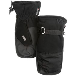 Kombi Storm Cuff Mittens - Waterproof, Insulated (For Men)