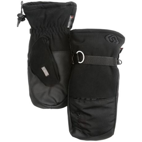 Kombi Storm Cuff Mittens - Waterproof, Insulated (For Men)
