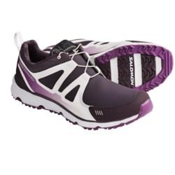 Salomon S Wind CS Trail Running Shoes - Waterproof (For Women)
