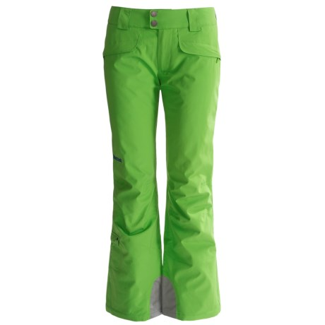Marmot Horizon Ski Pants - Waterproof, Insulated (For Women)