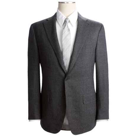 Isaia Faint Pinstripe Suit - Wool-Cashmere (For Men)