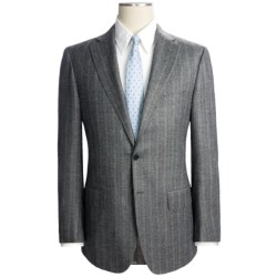 Isaia Fancy Stripe Suit - Wool-Cashmere (For Men)