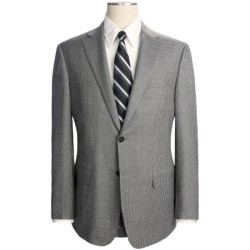 Isaia Houndstooth Suit - Wool (For Men)
