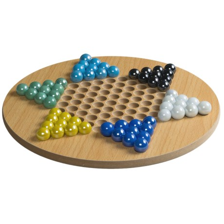 Excalibur Electronics Excalibur Artisan Deluxe Chinese Checkers