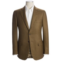 Isaia Cashmere-Wool Houndstooth Sport Coat (For Men)